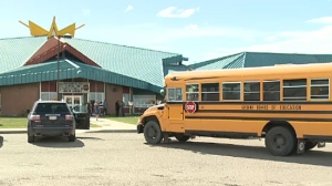 The AHS is apologizing after one of its employees leveled a racial slur at an official with the Kainai Board of Education.