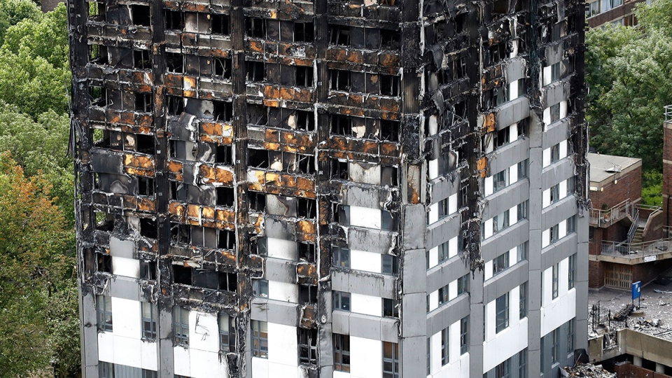 60 London apartment buildings fail fire safety tests | CTV News