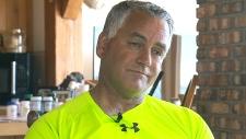 Lyme disease patient Donald Blenus