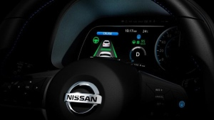 The new Nissan LEAF with ProPILOT technology is coming soon. (Nissan)