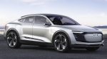 The Audi e-tron Sportback Concept (Audi AG)
