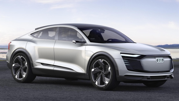 Audi Now Taking Deposits For E Tron All Electric Suv Ctv