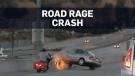 Caught on camera: Dramatic road rage in California