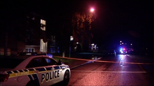 Gatineau Police are investigating a late night shooting at a Hull apartment. Witnesses reported hearing several gunshots at 29 Rue Daniel-Johnson around 11:30 p.m. Thursday, June 22, 2017.