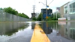 Flood watch in GTA after heavy rain