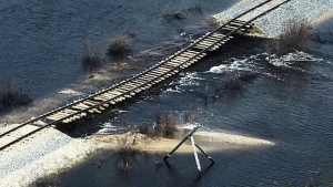 Calls for action in Churchill rail disruption