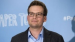 U.S. author John Green JUSTIN TALLIS / AFP