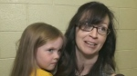 CTV North: 5-year old chops off her locks for char