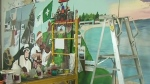 Murals to honour Canada's birthday