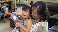 Parents struggling to find child care