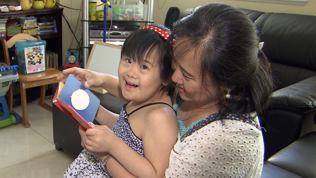 Parents struggling to find child care