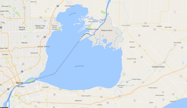 Missing boater's body found on Lake St. Clair
