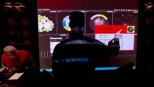 U.K. cyberattack