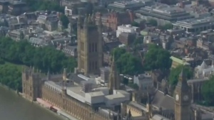 CTV News Channel: U.K. Parliament targeted