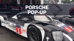 Porsche pop-up speeds into Port Lands