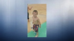 Four-year-old Parker died in a collision in front of his Mill Woods home on Friday, June 23, 2017.