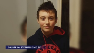 Justin Newell, 13, of Cape Breton took his own life on June 3, 2017. (Courtesy: Stephanie Melski)