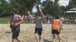 CTV Barrie: Volley for Johnny