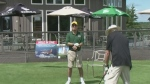 CTV Barrie: Charity golf tournament