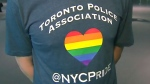 new york city, pride, toronto officers