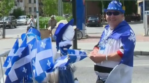 Province in party-mode for St. Jean