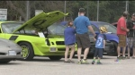 CTV Northern Ontario: Cars on Display