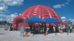 red igloo, regent park