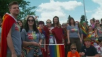 Thousands march in Saskatoon Pride Parade