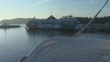 Ferry problems cause backups to Gulf Islands