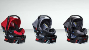 Britax car seat recall