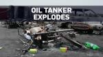 At least 153 dead in Pakistan tanker explosion