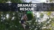 Teenager survives 8-metre drop from Six Flags ride