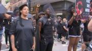 black lives matter, pride parade