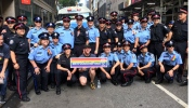 toronto cops, nyc pride
