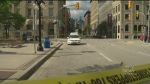 Man stabbed during fight outside of nightclub