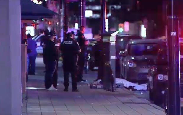 Ottawa Police investigating murder on Rideau Stree