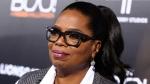 In this Oct. 17, 2016 file photo, Oprah Winfrey attends the world premiere of 'BOO! A Madea Halloween' in Los Angeles. (Photo by John Salangsang/Invision/AP, File)