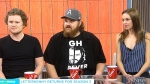 Cast of 'Letterkenny' answers 'Best of Canada' que