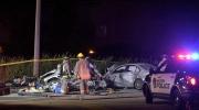 Toronto-area crash, Mississauga