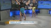 Summer Handstand Challenge