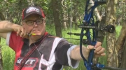 17 Wing takes aim in archery tournament