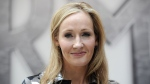Harry Potter creator J.K. Rowling. (AFP / CARL COURT)