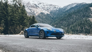 The 2017 Alpine A110 (Alpine)