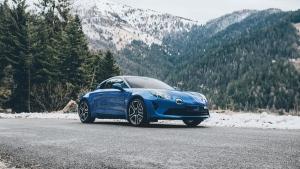 The 2017 Alpine A110 (Alpine)