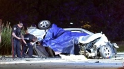 Three killed in Mississauga crash