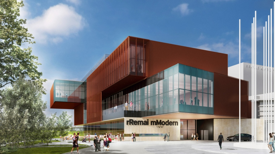 Remai Modern Art Gallery Opens Doors To Saskatoon Art
