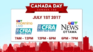 Canada Day Coverage