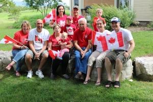 """Canada 150."" (Tina Whittle)"