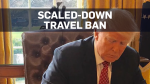 Top court partially reinstates Trump travel ban