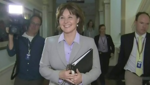 Politics as unusual in B.C. legislature